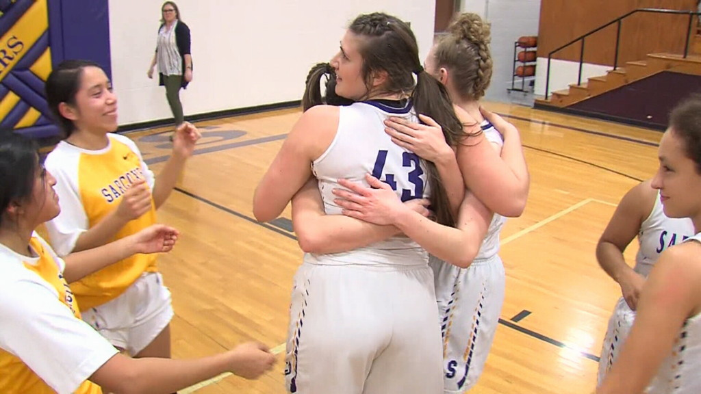 Sarcoxie's Evans eclipses 1,000 career points in win vs. Cassville