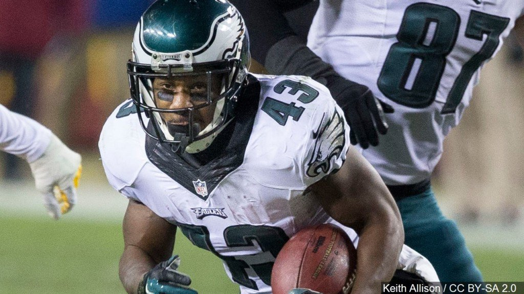 Sproles, Eagles agree to one-year contract
