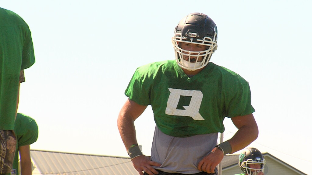 Quapaw's Tanner Daniels to play in Blue-Grey All-American Bowl in Texas