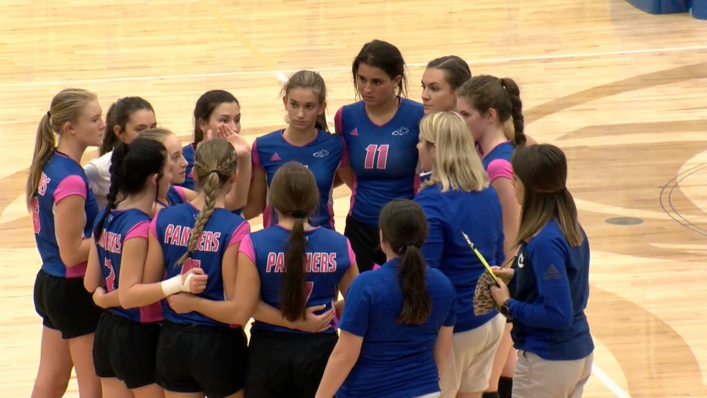 Four local teams make preseason state volleyball rankings