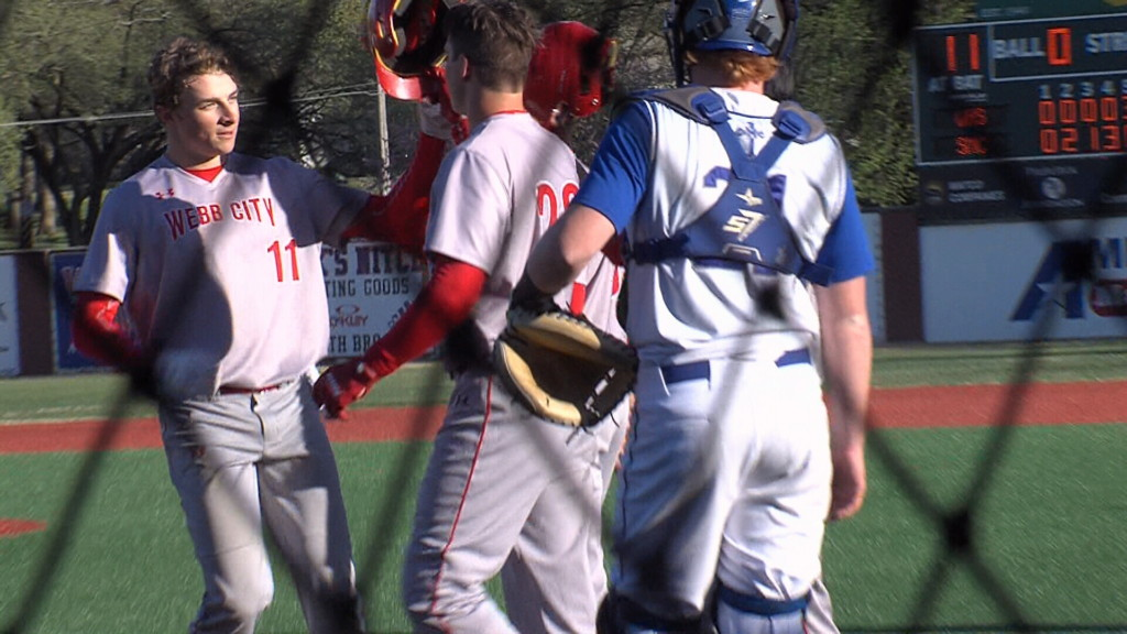 Monroe grand slam lifts Webb City over Colgan