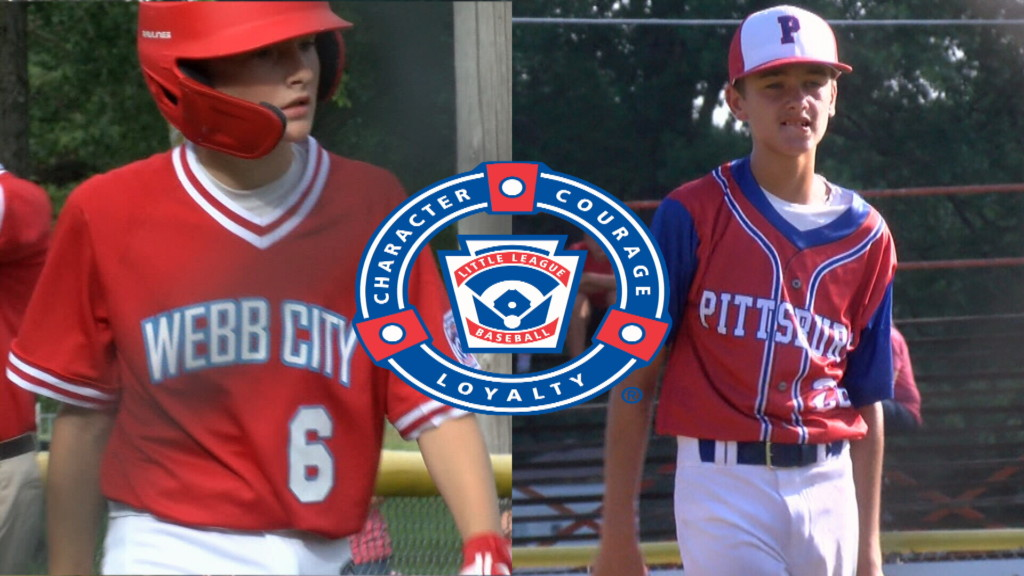 Webb City, Pittsburg open Little League Midwest Regional Saturday in Indianapolis