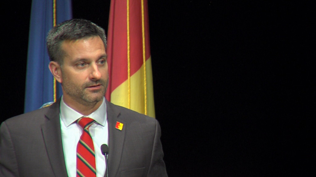 Wright introduced as Pitt State head football coach