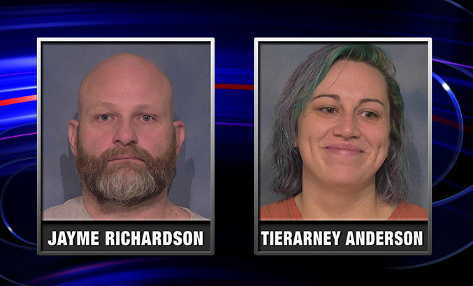 Two arrested in Newton County drug bust
