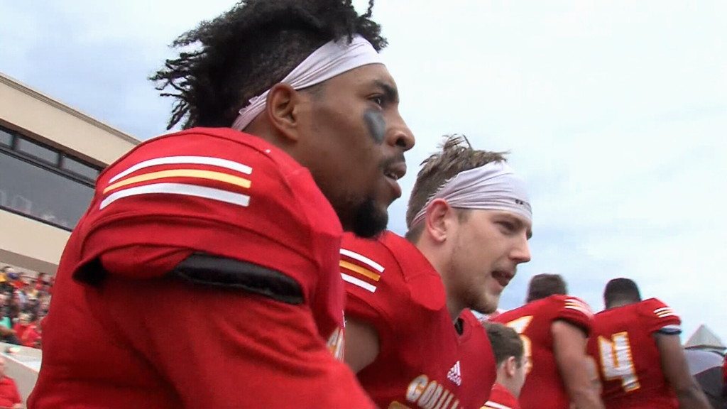 Pitt State's Lorenzo West named MIAA Special Teams Athlete of the Week