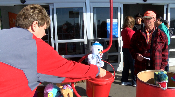 Salvation Army collecting toys, cash, for 'Christmas Toy Drive' for Crawford County children
