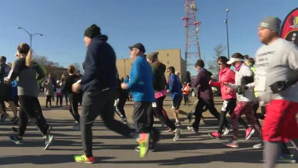 Freeman's Chilly 5k