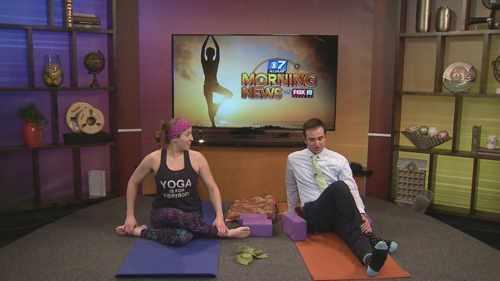 Yoga with Becky Kuehl