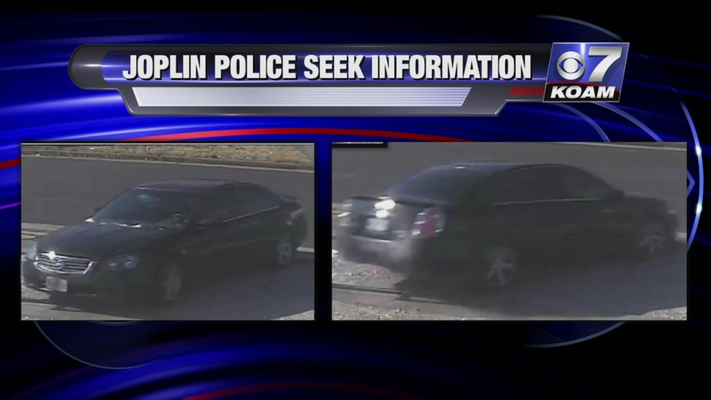 pictures of suspects car
