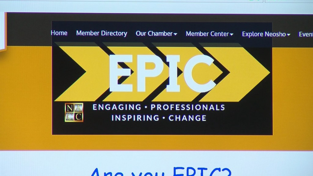 EPIC program logo