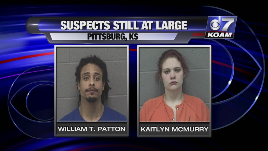 Suspects wanted for crimes in 3 counties