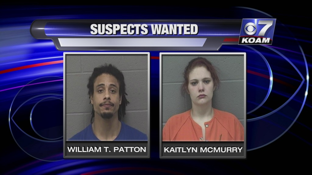 mugs of william patton and kaitlyn mcmurry
