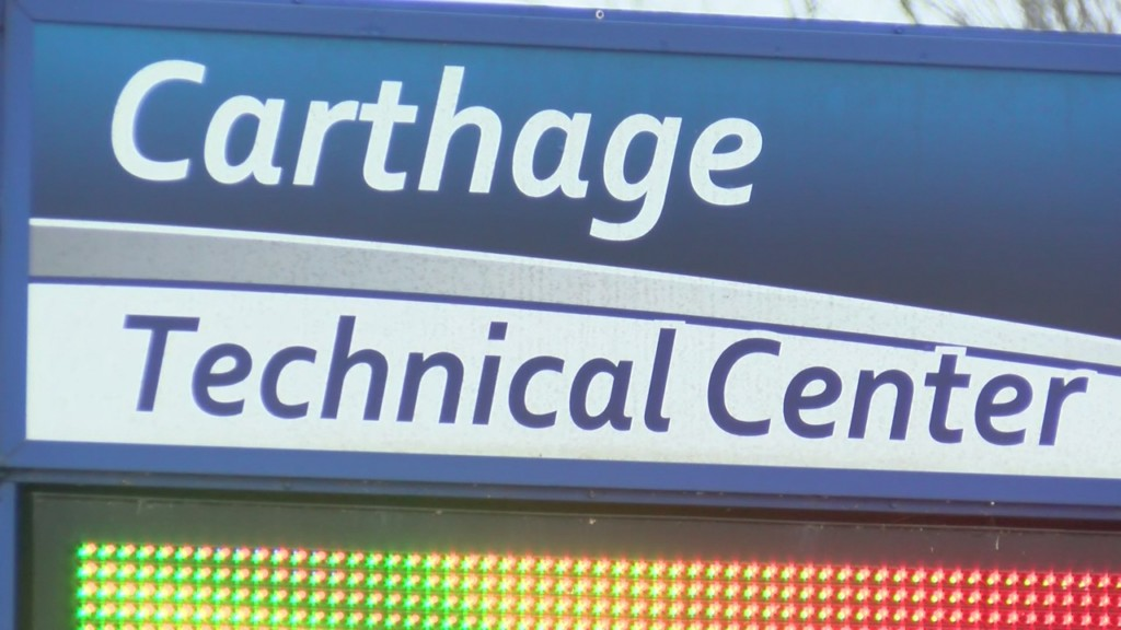 carthage technical center sign