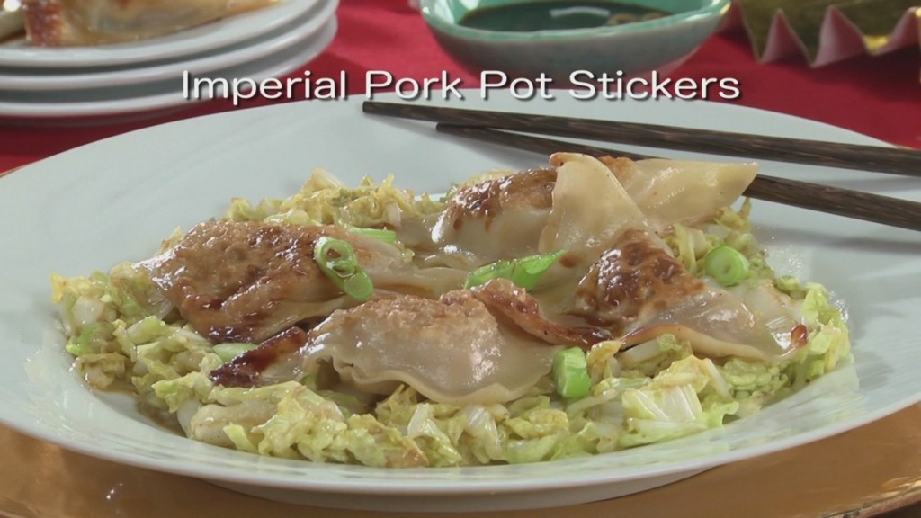 Imperial Pork Pot Stickers
