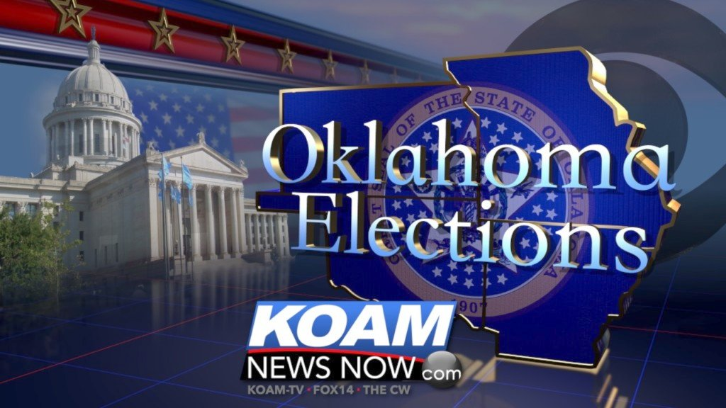 Oklahoma Elections graphic