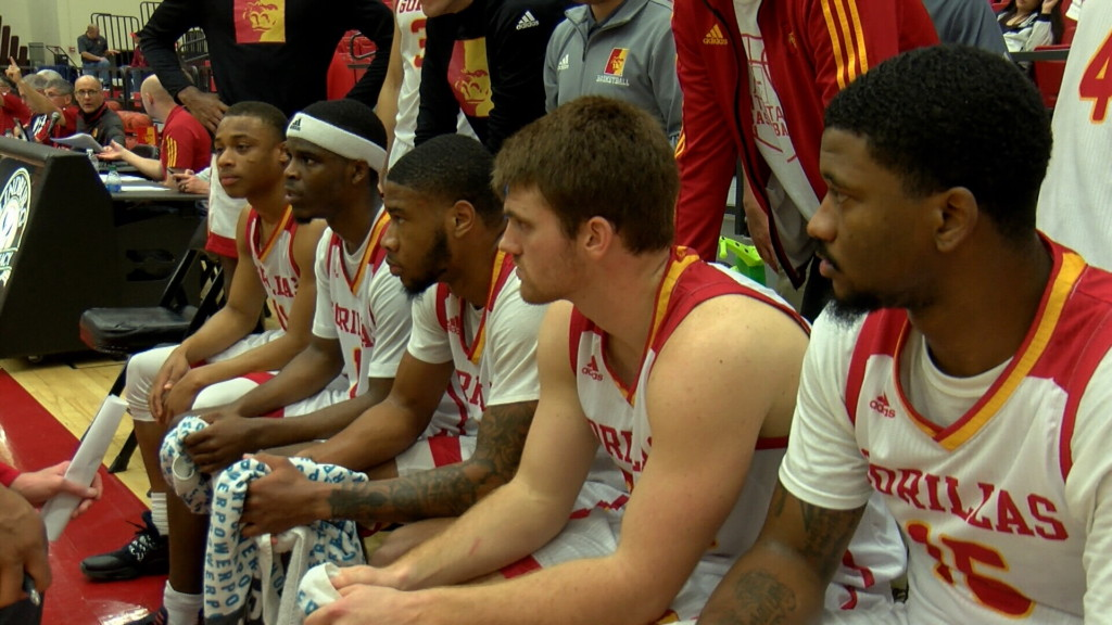 Pitt State men lose to Lincoln 85-84