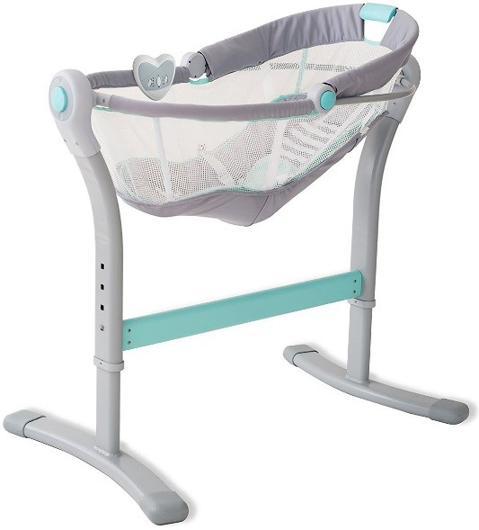 Summer Infant's SwaddleMe By Your Bed Sleeper inclined sleeper
