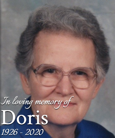 Picture of Doris Whitson