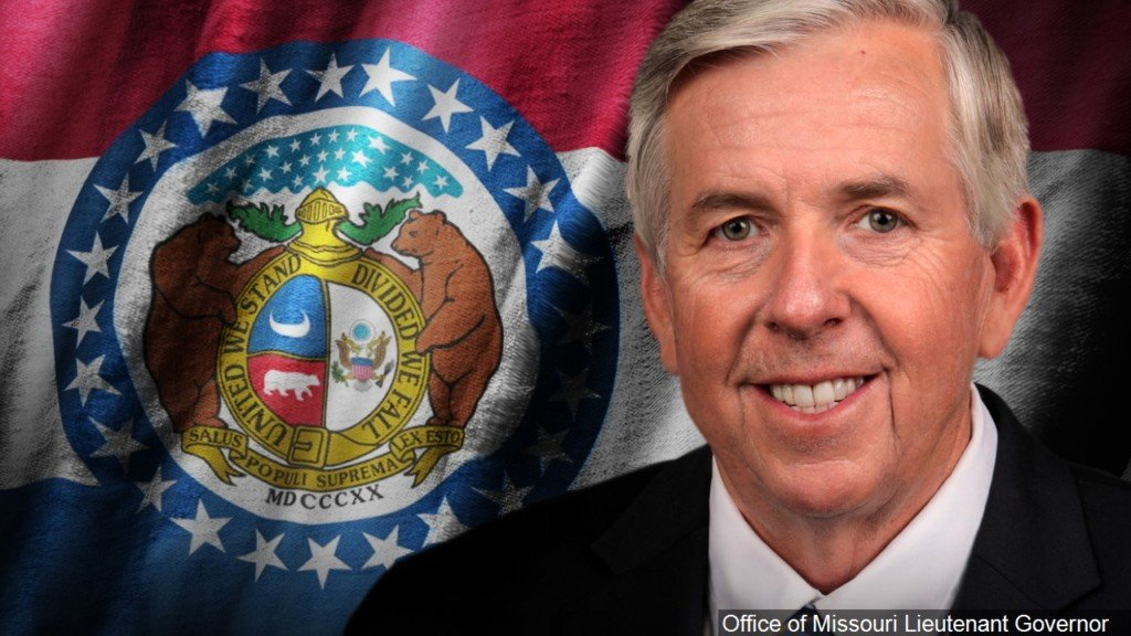 image of Gov. Mike Parson