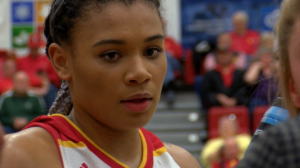 Maya Williams had 19 points and 11 rebounds for PSU Saturday.
