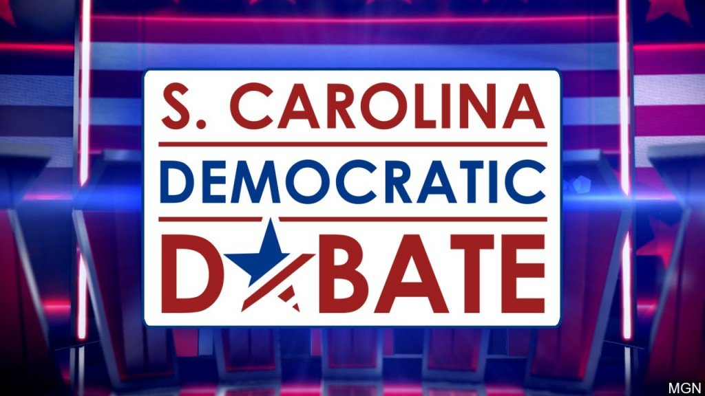 S. Carolina Democratic Debate