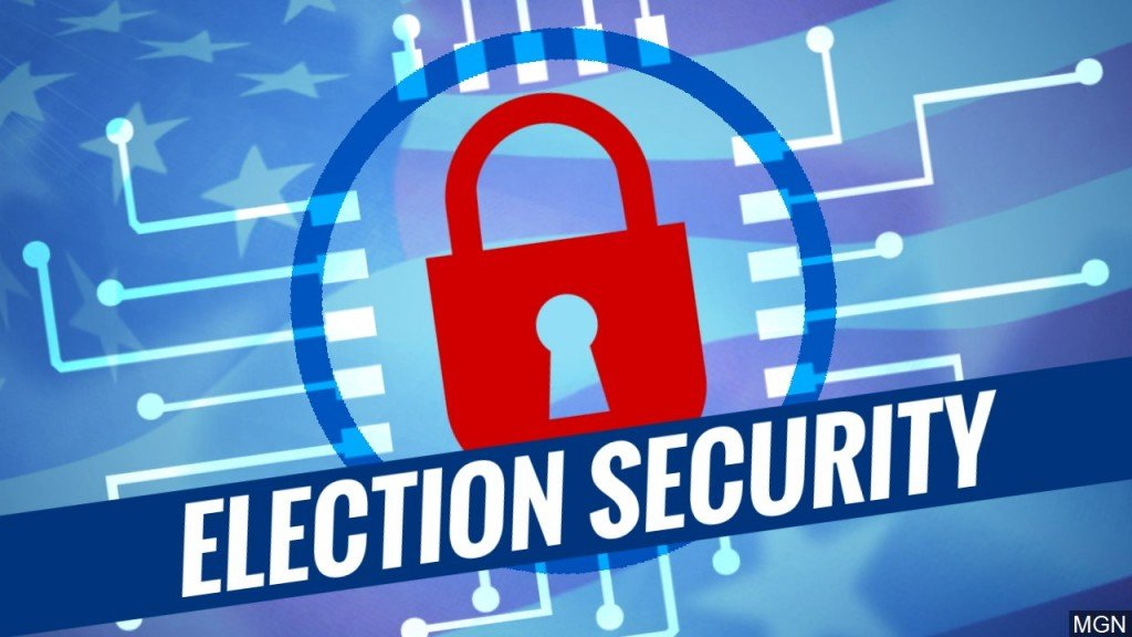 Election Security Graphic