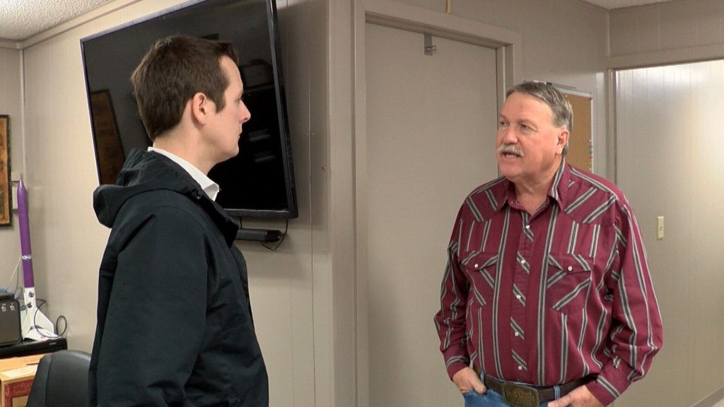 Bourbon County's emergency manager discusses a Coronavirus action plan