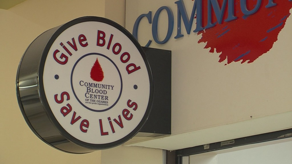 Community Blood Center of the Ozarks appreciates community response to critical appeal