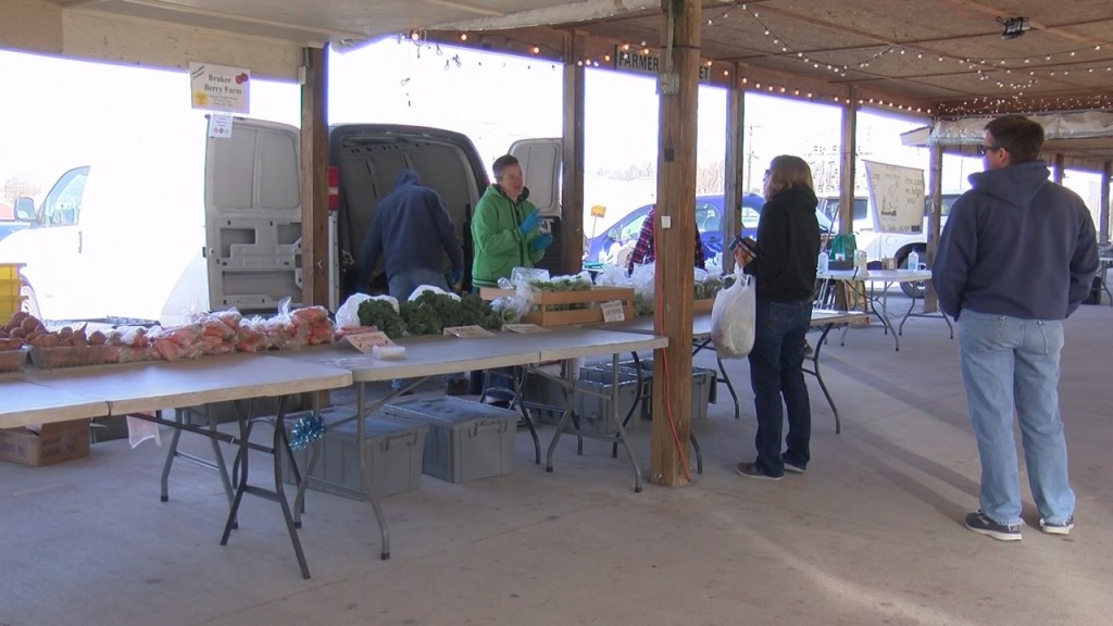 Webb City Farmers Market Remained Open To Provide High Demand Goods