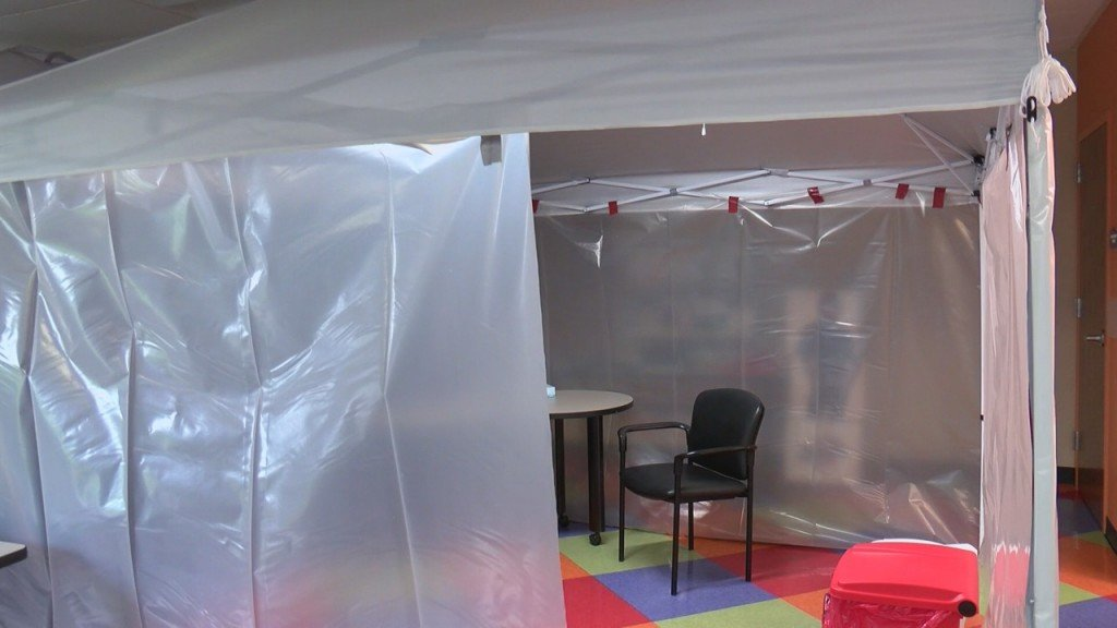 Labette Health's New Fever Clinic Opens