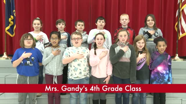 Mrs. Gandy's 4th Grade