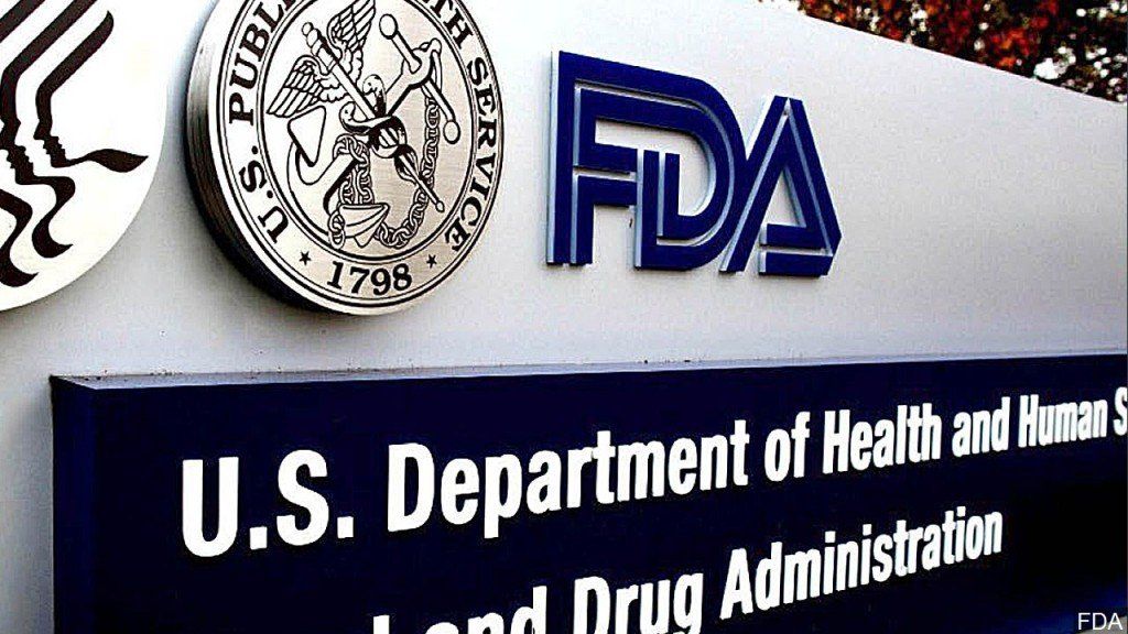 Fda Building Sign