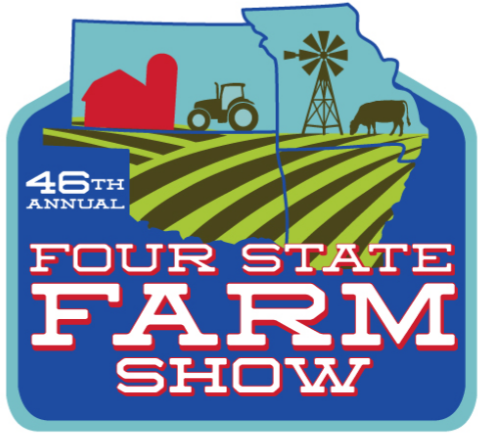 Four State Farm Show Logo Without Date