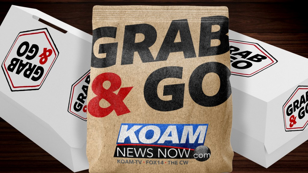 KOAM Grab & Go graphic