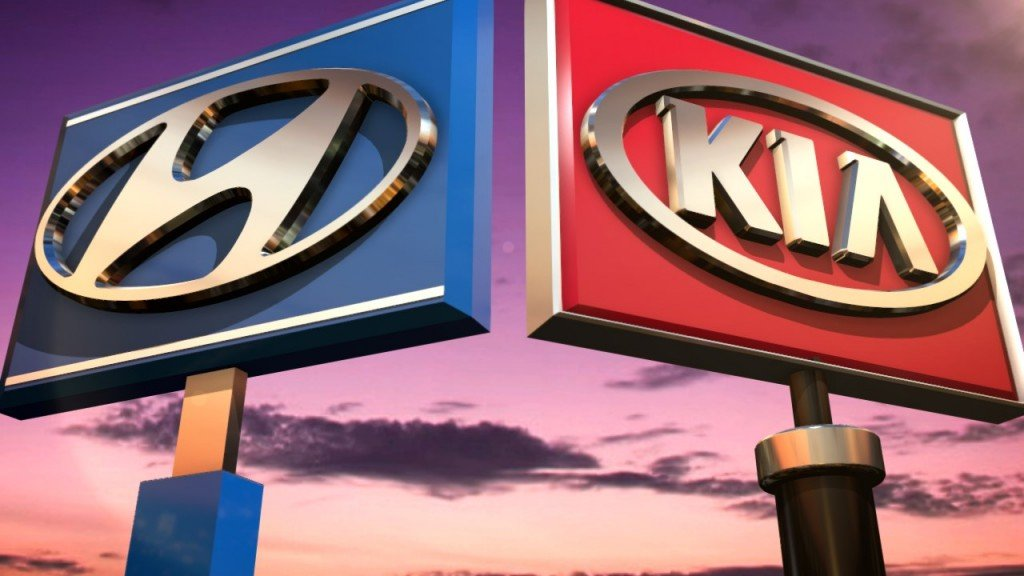 Hyundai And Kia Logos