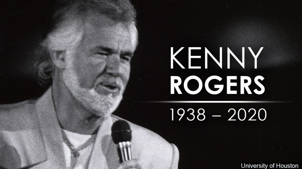 Kenny Rogers 1938 2020
