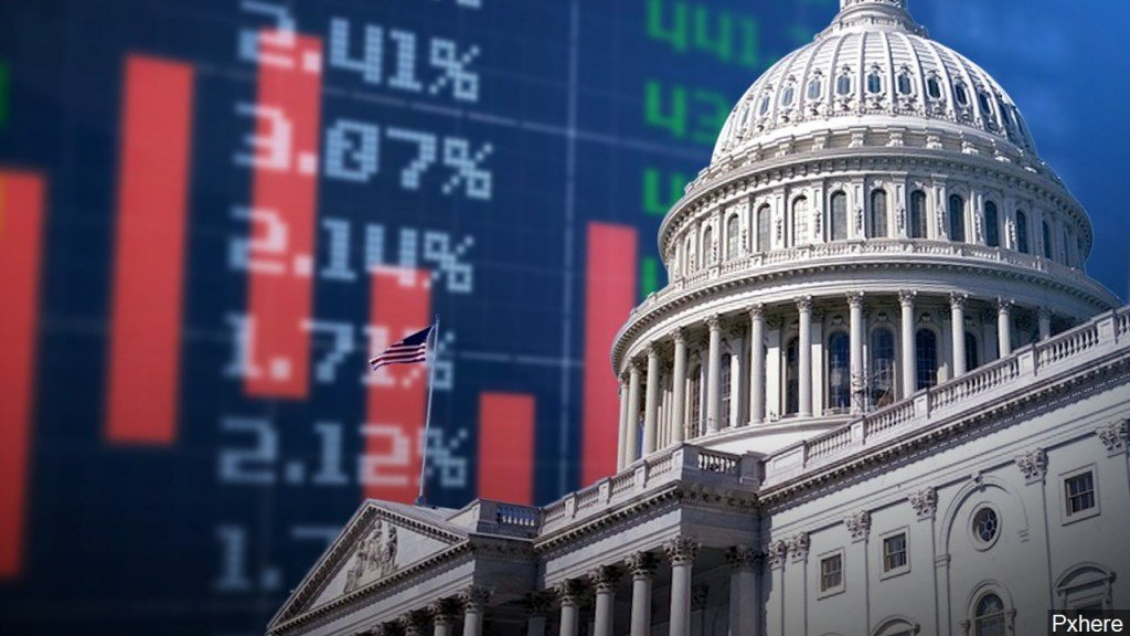 Stock rally fades as US aid package heads for new vote