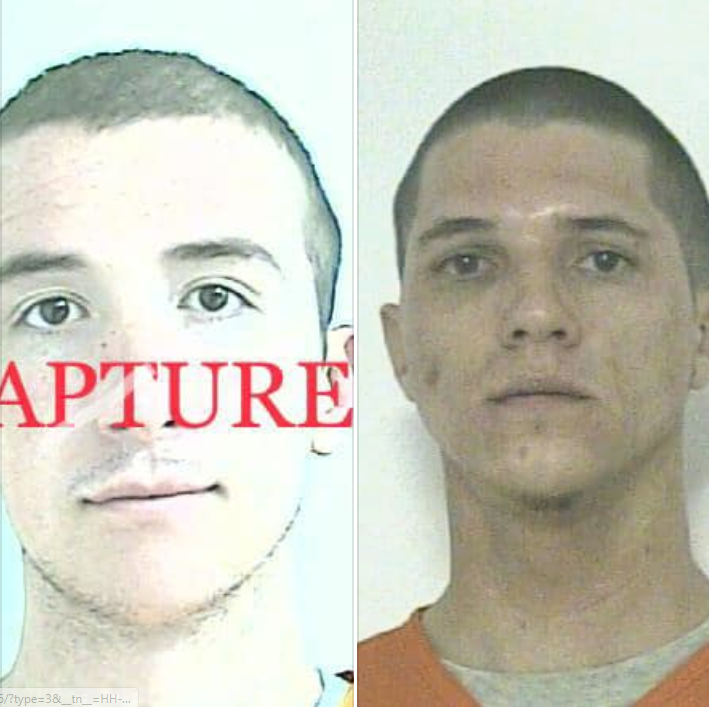 Vinita, Okla. Escapees, 1 Captured