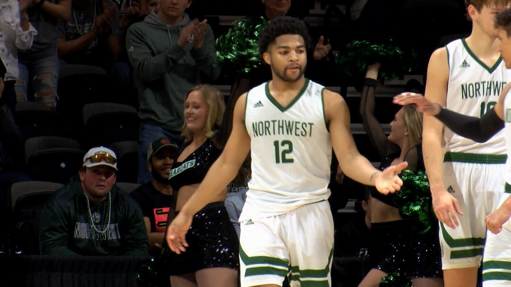 Web Northwest Missouri basketball Hudgins
