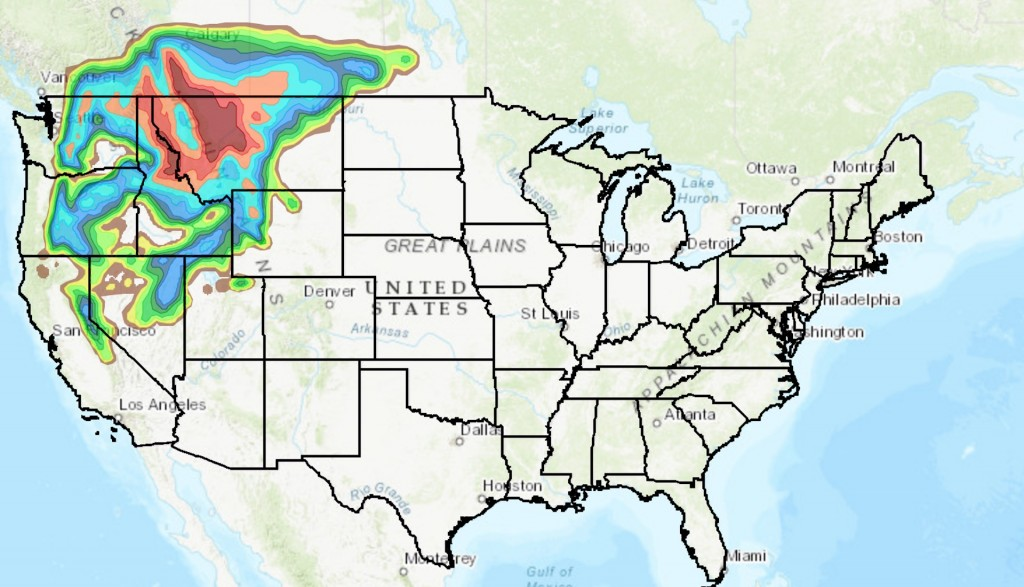 Record snowstorm threatens Montana this weekend