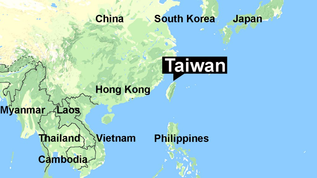Taiwan wants to buy advanced jets, tanks from US