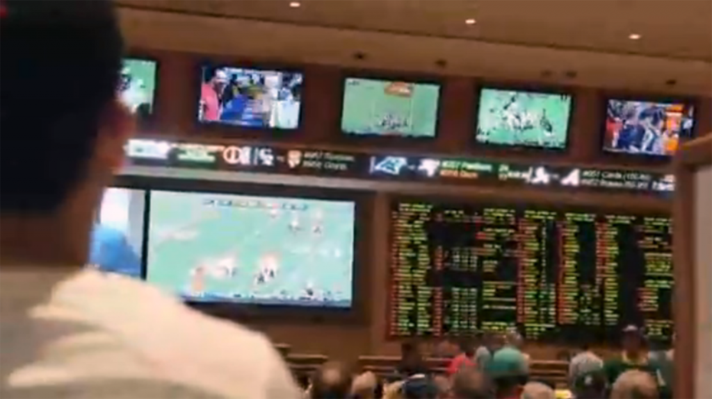 ESPN and sports media are betting on gambling content