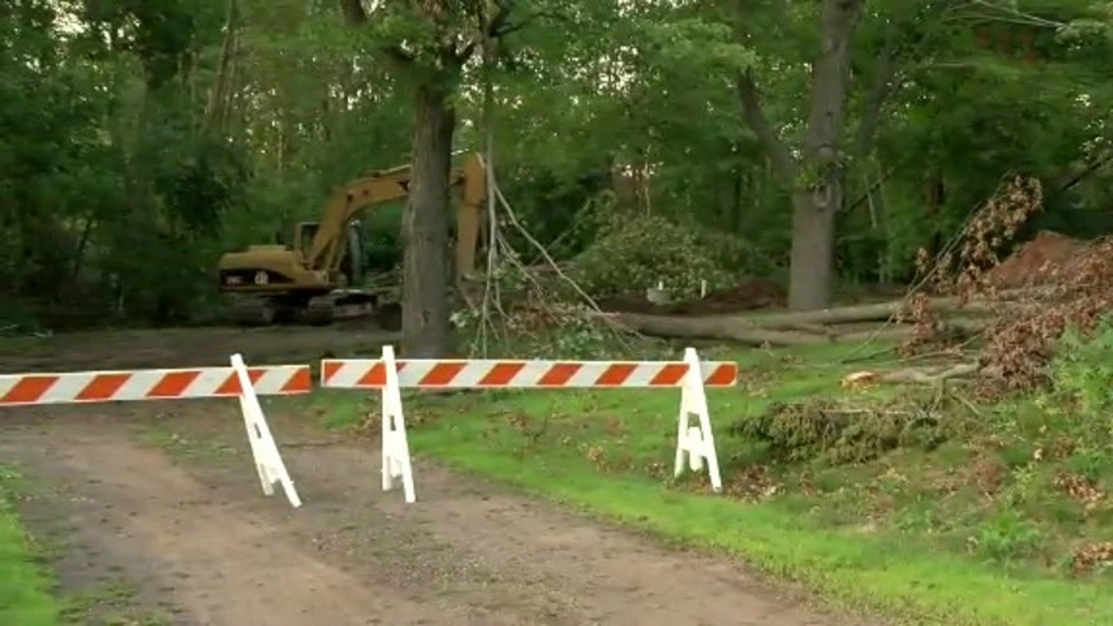 Home where Jayme Closs was kidnapped demolished