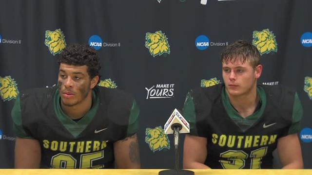 MSSU's Bledsoe, Winder post ESU