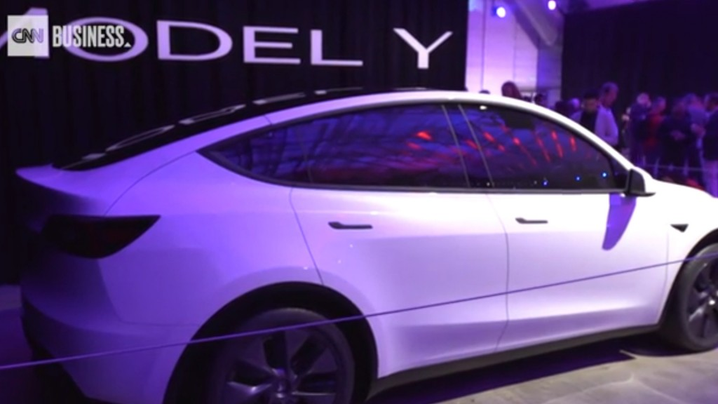 Tesla Model Y: Elon Musk's second electric SUV is here