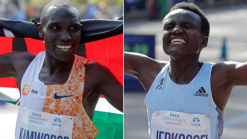 Joyciline Jepkosgei takes down fellow Kenyan to win NYC Marathon