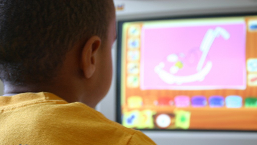 Explosive growth seen in screen use by toddlers, studies say