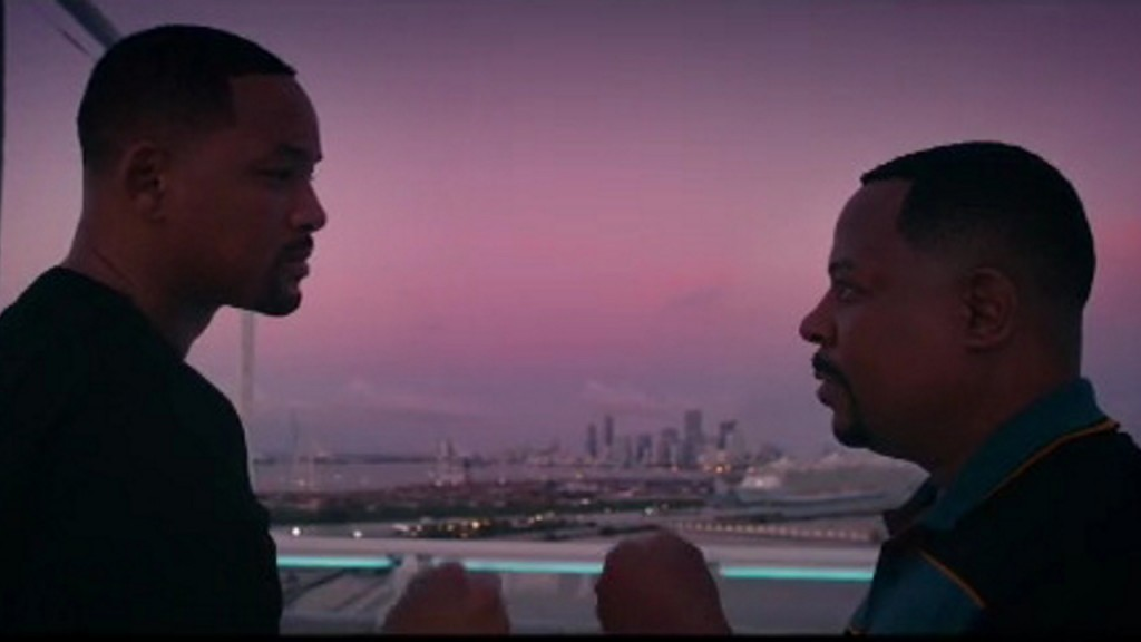 'Bad Boys II' sequel, after nearly 17 years