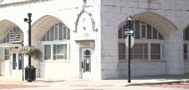 City of Fort Scott is working to bring new life to the old Western Insurance Building