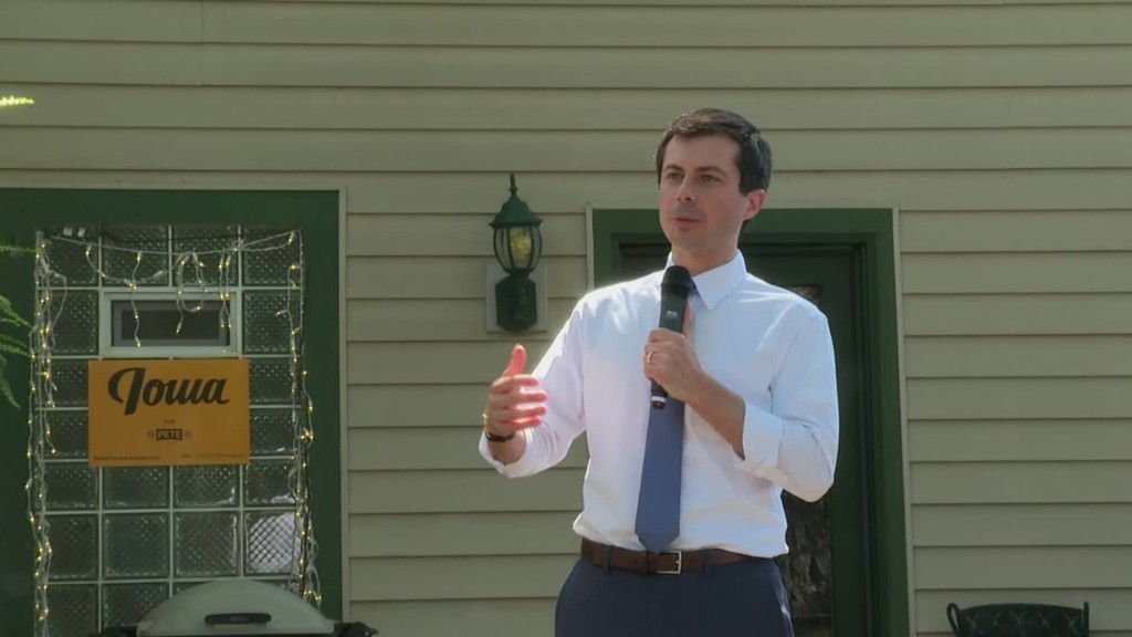 Buttigieg: Democrats running for president 'might as well carpool'